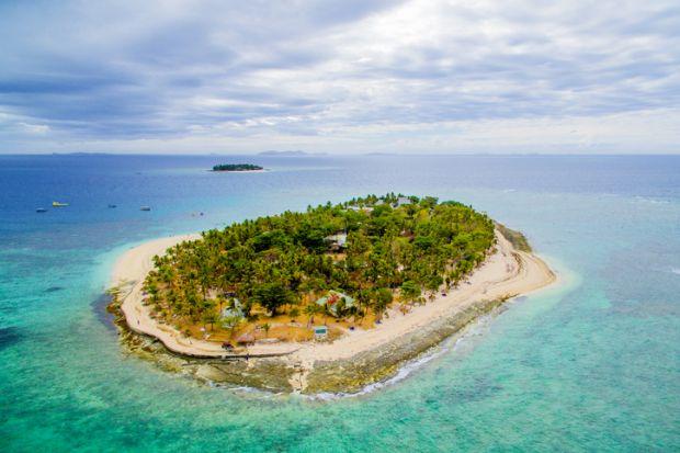 Fiji South Pacific Treasure Island island coral