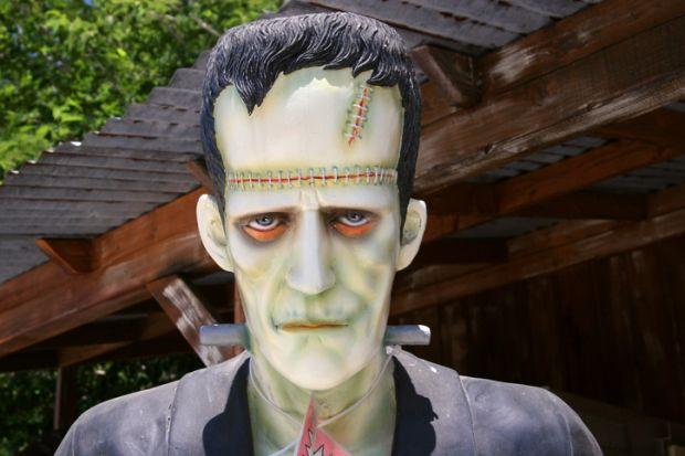 Frankenstein monster hybrid