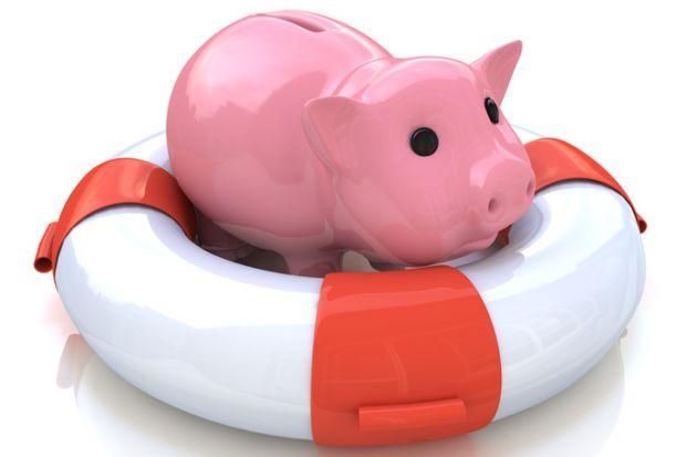 lifeline piggy bank emergncy fund