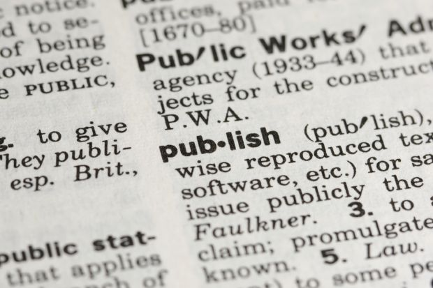 The Wellcome Trust has criticised big publishers for failing to put papers in the right open access depository
