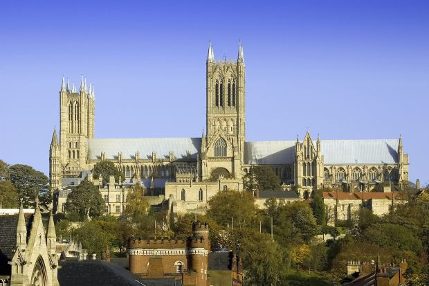 Lincoln Cathedral, University of Lincoln