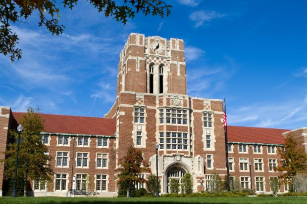 Ayres Hall at the University of Tennessee, Knoxville