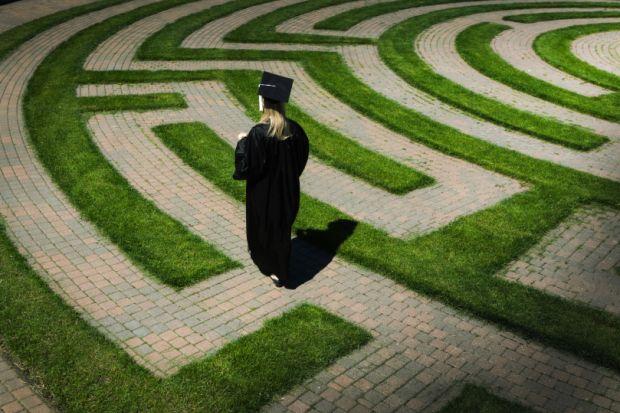 Graduate employment maze