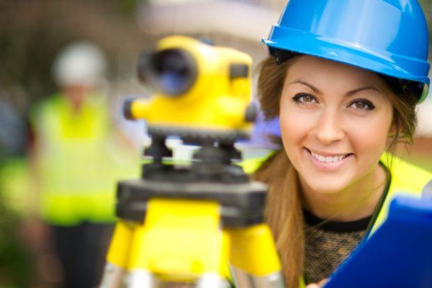 Land survey apprentice