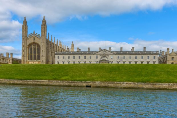 Kings College Chapel and College, University of Cambridge