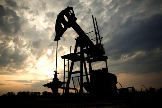 Oil horse head pump