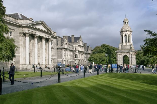TCD trinity college dublin dementia research atlantic