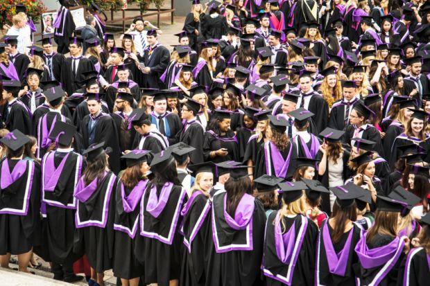 Portsmouth University graduation