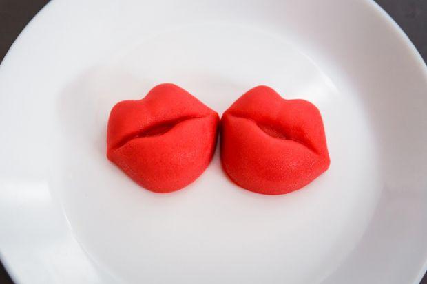 Jelly lips