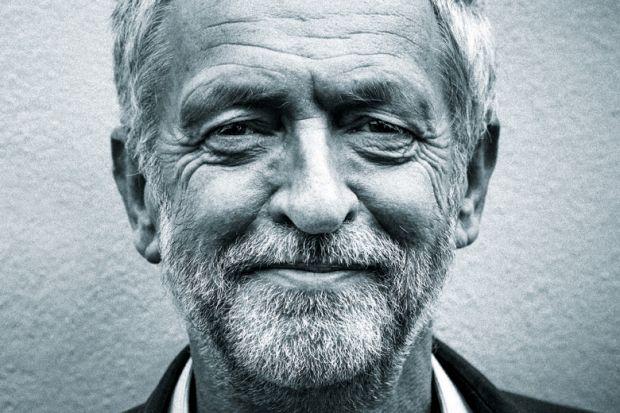 Jeremy Corbyn, Labour Party (portrait)