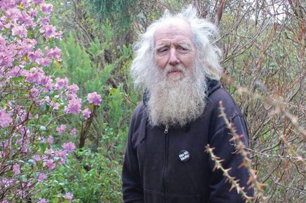 Jim Taggart, Linn Botanic Gardens