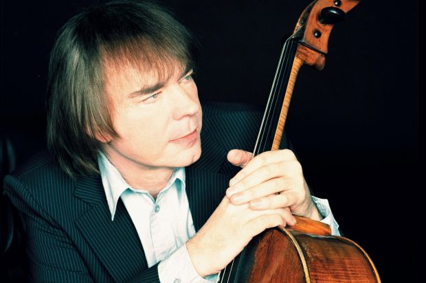 Julian Lloyd Webber Birmingham Conservatoire