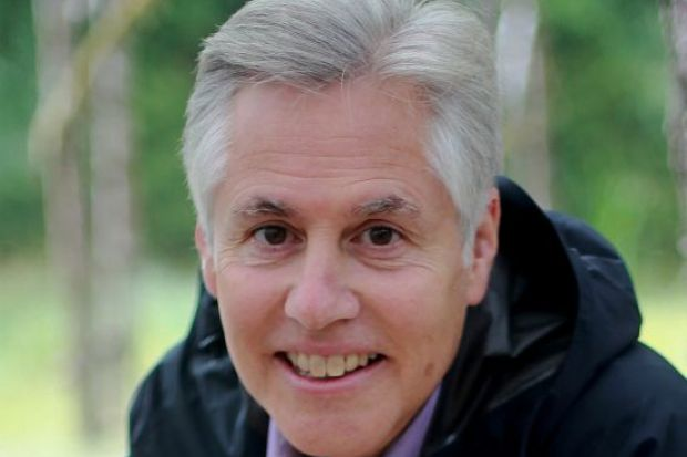 John Borrows, professor of law at the University of Victoria