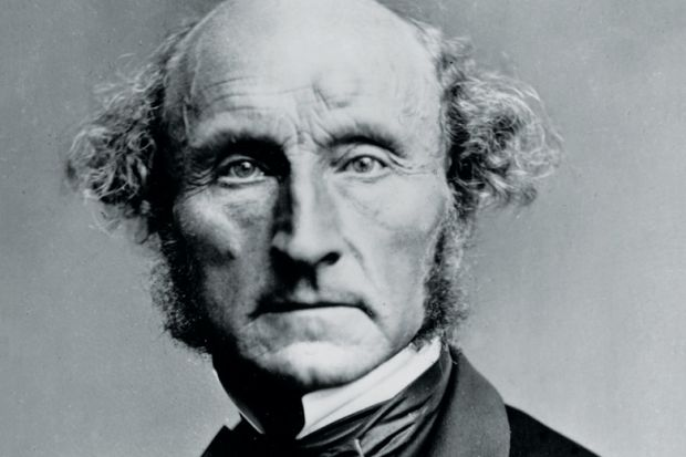 John Stuart Mill portrait