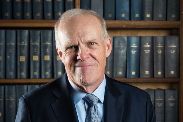 John Hennessy of Stanford University