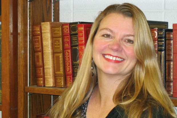 Katherine West Scheil
