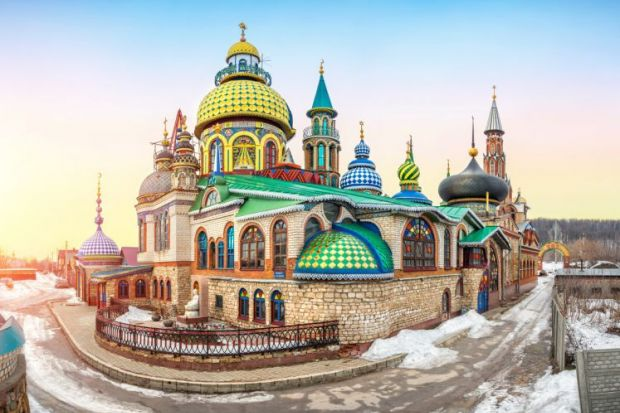 Kazan temple