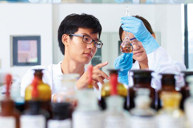 Investigadores chinos