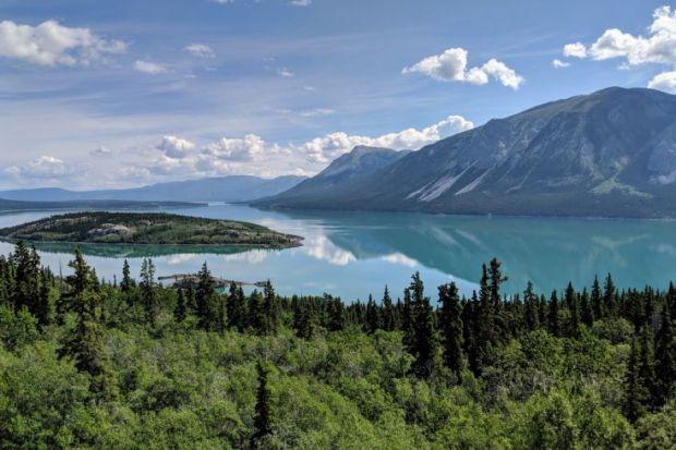 Lake Yukon, Canada