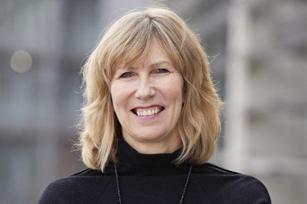 Liz Barnes, Staffordshire University