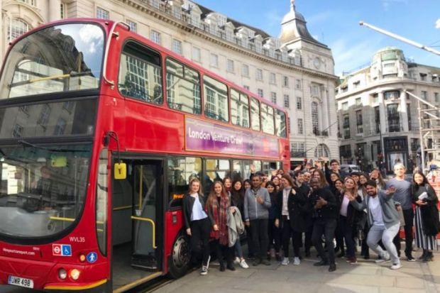 London Venture Crawl