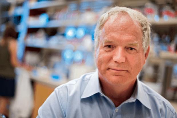 British virologist Michael Houghton
