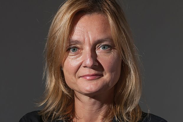 Magdalena Skipper, editor-in-chief of Nature
