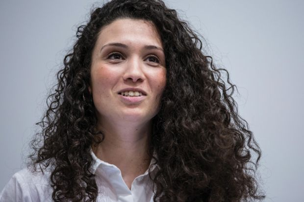 Malia Bouattia, National Union of Students (NUS)
