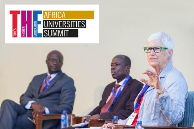 Marcia Grant, Ashesi University College