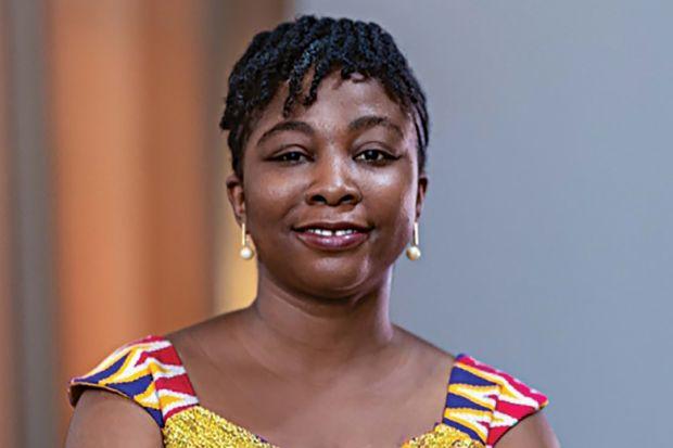 Marian Asantewah Nkansah is associate professor of chemistry at Kwame Nkrumah University of Science and Technology in Ghana.
