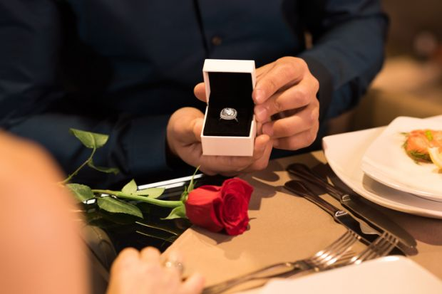researcher hides marriage proposal in paper on refrigerators times