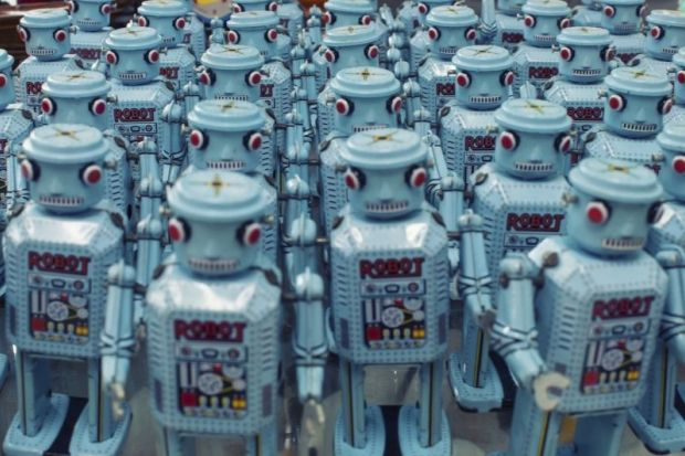 University developing 'killer ROBOT weapons which could spark greatest ever wars'