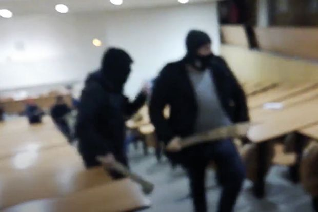 Montpellier attackers