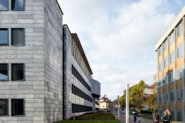 University of Neuchatel small university