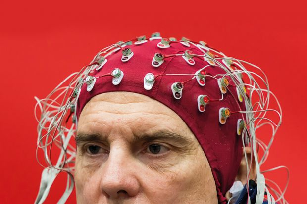 Neuroscience brain cap