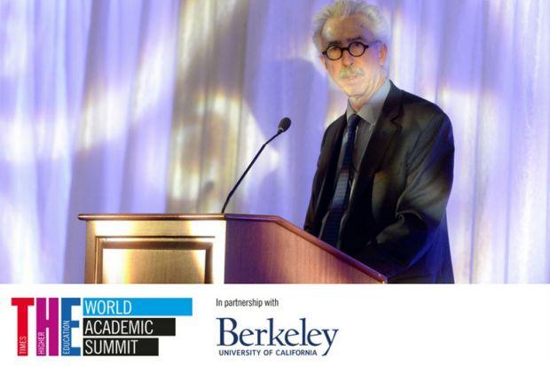 Nicholas Dirks, University of California, Berkeley