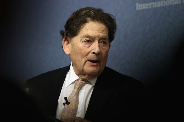 Nigel Lawson, Lord Lawson