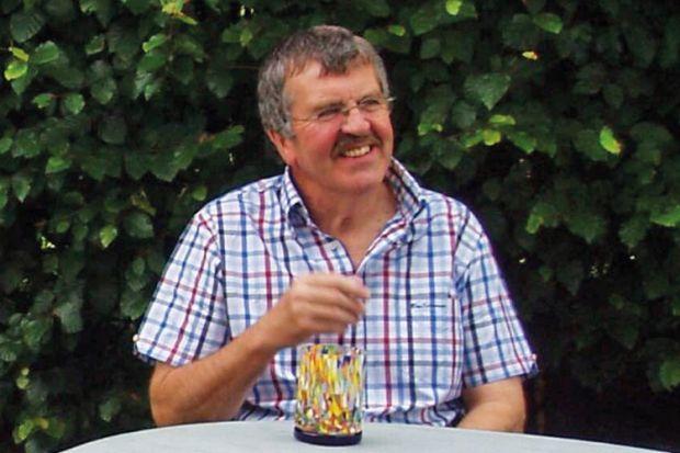 Obituary: Chris Clegg, 1948-2015