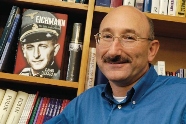 Obituary: David Cesarani, 1956-2015