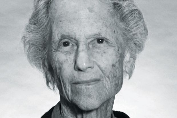 Obituary: Elizabeth Eisenstein, 1923-2016