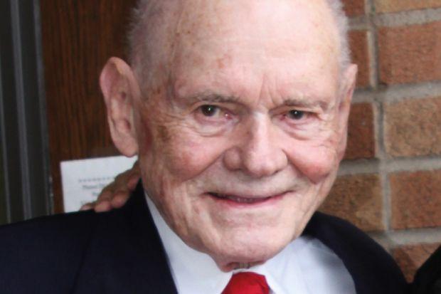 Obituary: Henry Thomas James, 1915-2016