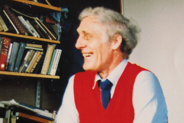Obituary: Sandy Cunningham, 1928-2015
