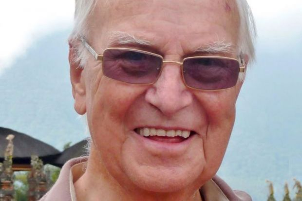 Obituary: Stan Gregory, 1926-2016
