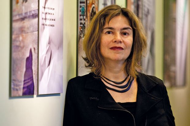 Obituary: Svetlana Boym, 1959-2015