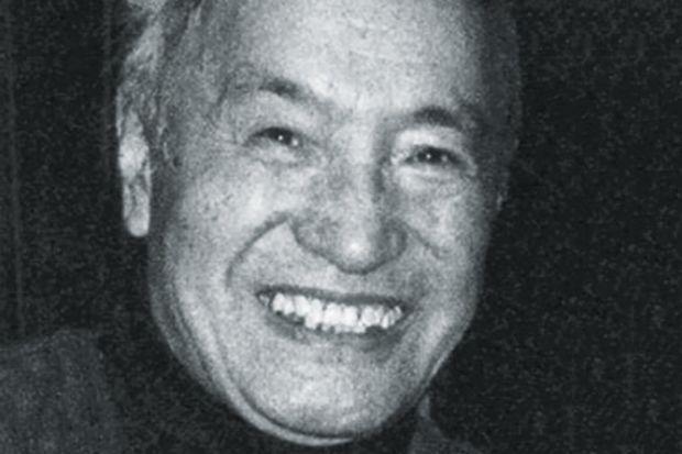 Obituary: Yu-kung Kao, 1929-2016