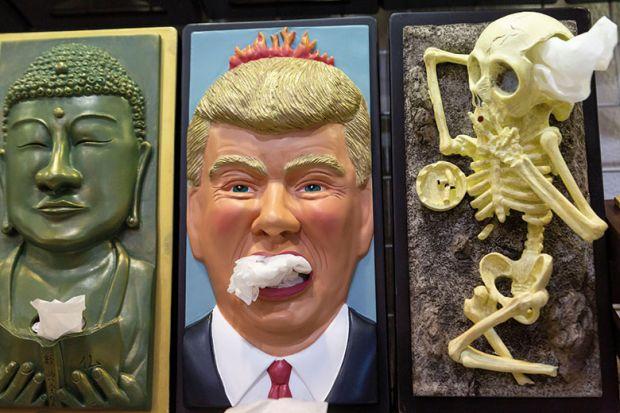 Artwork - Trump