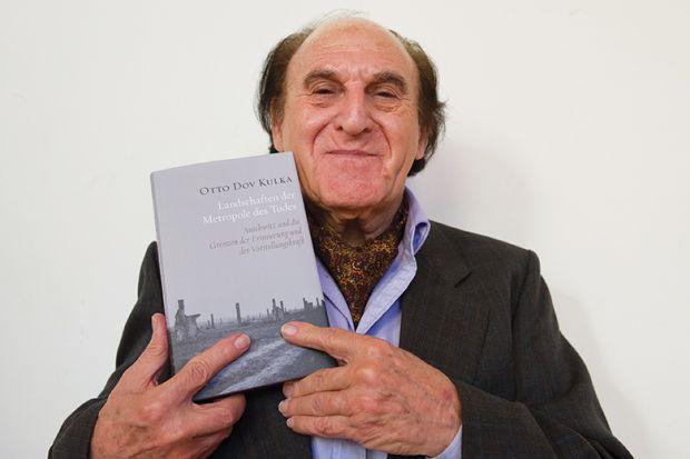 Historian Otto Dov Kulka, 1933-2021
