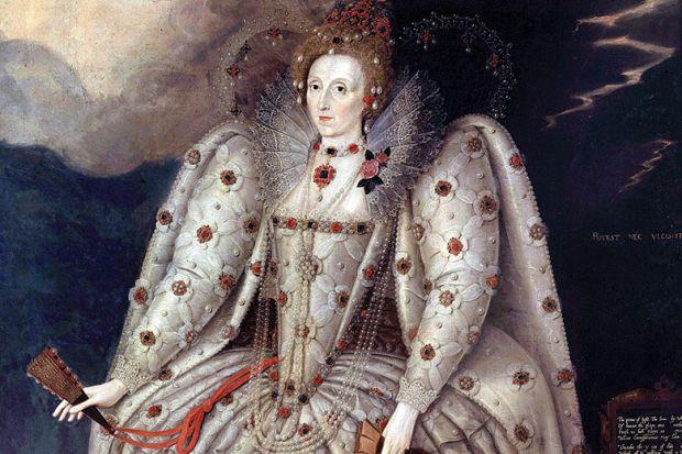 Ditchley portrait