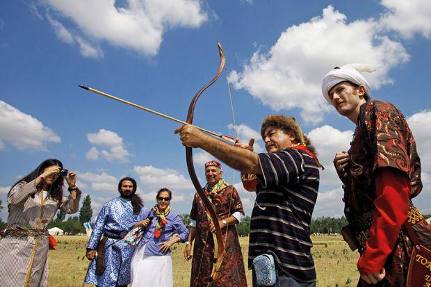Steppe sports