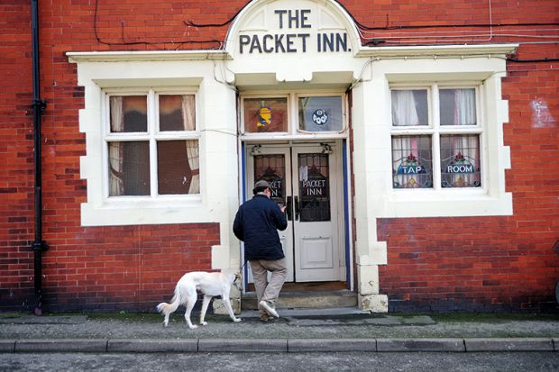 Packet Inn pub